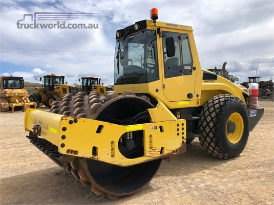2012 Bomag BW211D-4 - Heavy Machinery for Sale