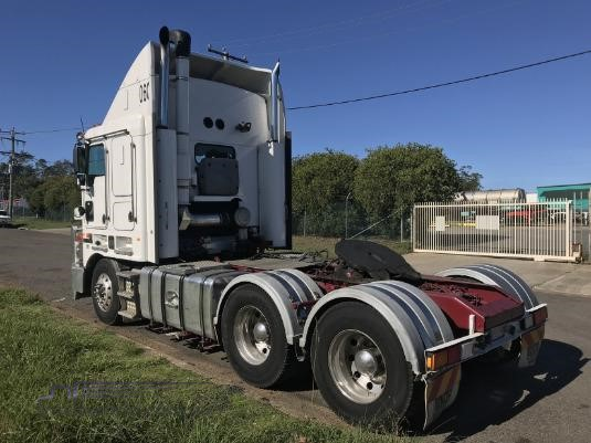 2008 Kenworth K108 Coast to Coast Sales & Hire - Trucks for Sale