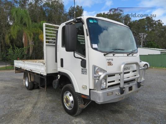 2012 Isuzu NPS 300 4x4 Trucks for Sale