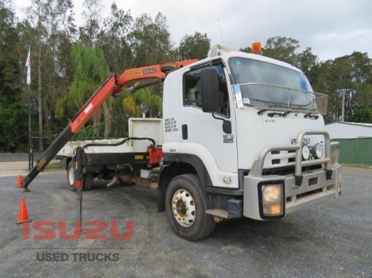 2008 Isuzu FVR 1000 Long Used Isuzu Trucks - Trucks for Sale