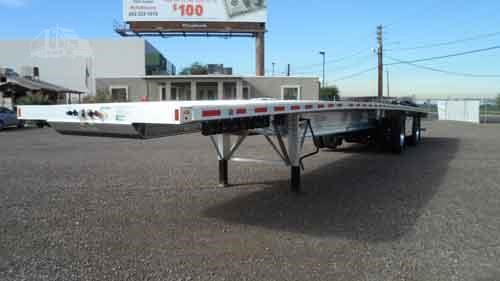 Flatbed For Sale >> 2020 Fontaine 53 Aluminum Spread Axle Cal Legal Flatbed For Sale In Fontana California