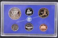 2004 US PROOF SET w COA