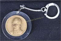 COMMEMORATIVE KEY CHAIN & PAPER WEIGHT