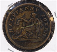 """NOVA SCOTIA """"SUCCESS"""" TOKEN THIS IS ONE OF THE"""
