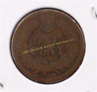 1864 KEY DATE INDIAN HEAD PENNY
