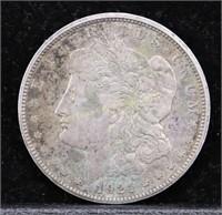 1921-S MORGAN SILVER DOLLAR