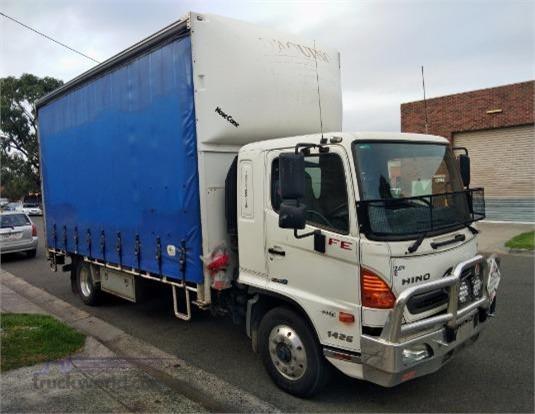 2012 Hino 500 Series 1426 FE Long Air Trucks for Sale