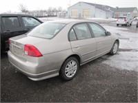 2004 HONDA CIVIC 306320 KMS