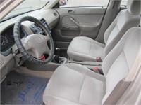 2000 HONDA CIVIC SE 85843 KMS