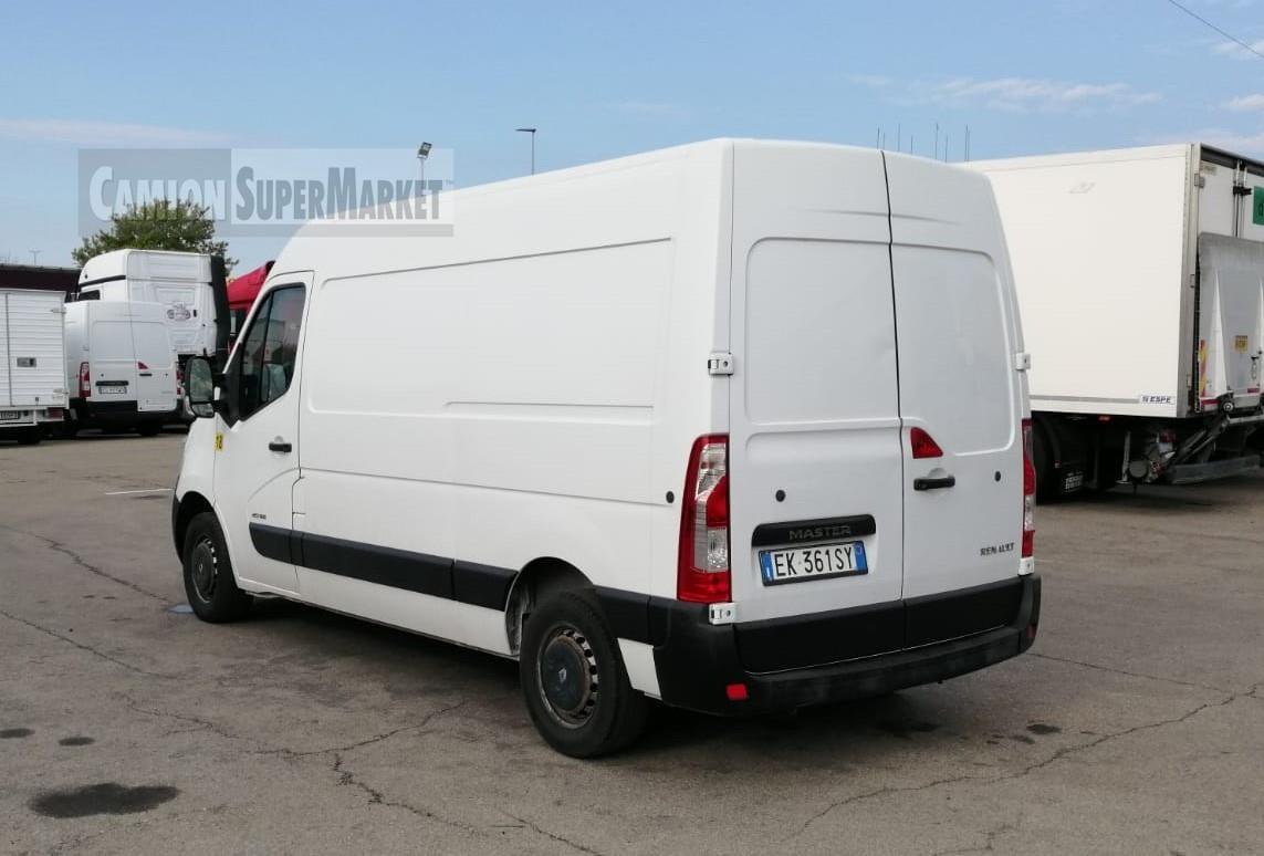 Renault MASTER 125 Usato 2012
