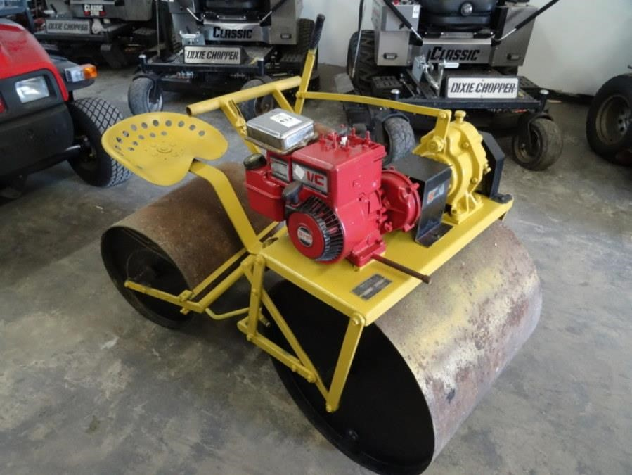 Brutus AR1 # 5995 Power Roller | Bay Area Auction Services, Inc