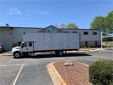 INTERNATIONAL Moving Van Trucks / Box Trucks For Sale - 284
