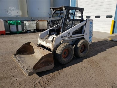 BOBCAT 742B Auction Results - 12 Listings   MachineryTrader