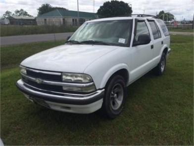 Chevrolet Blazer Trucks For Sale In Lake Charles Louisiana