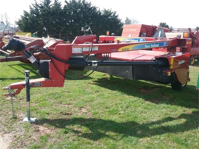 NEW HOLLAND H7230 For Sale In Abbottstown, Pennsylvania