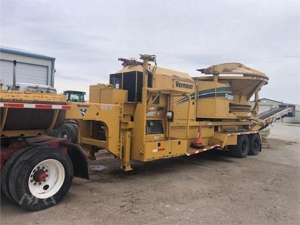 VERMEER TG5000 Forestry Equipment For Sale - 2 Listings