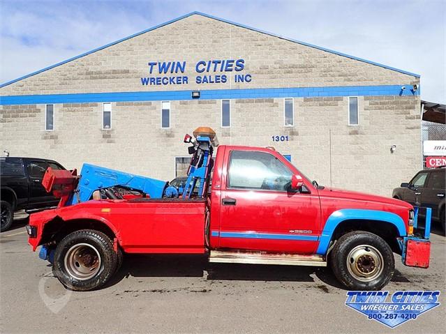 1999 CHEVROLET K3500 For Sale In Saint Paul, Minnesota