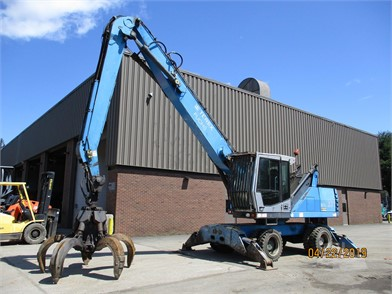 FUCHS Construction Equipment For Sale In Wallingford