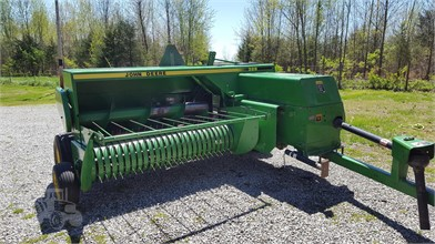 John Deere Square Balers For Sale In Illinois - 18 Listings