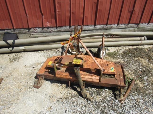 Kubota 4ft Finish Mower | Joe Ollis Auction Service LLC
