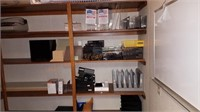 Assorted Office Machines & Supplies
