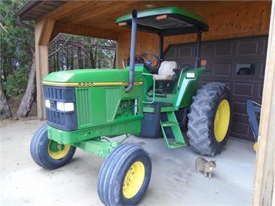 JOHN DEERE 6200 For Sale - 31 Listings | TractorHouse com