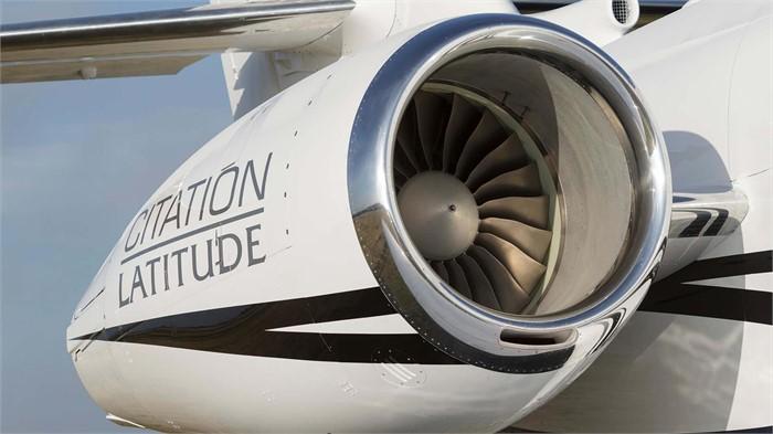 Textron Aviation Displays Cessna & Beechcraft Business Jets
