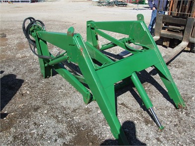 JOHN DEERE Loaders Attachments For Sale - 136 Listings