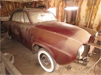 Studebaker, Truck, Cars, Antique Farm Equipment