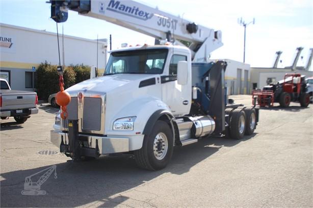 Boom Truck Cranes For Sale - 1586 Listings | CraneTrader.com ... on