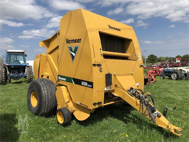 VERMEER 605N For Sale In Sainte Genevieve, Missouri