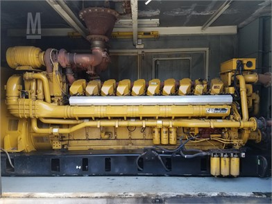 Caterpillar Generators Power Systems For Sale - 689 Listings ... on