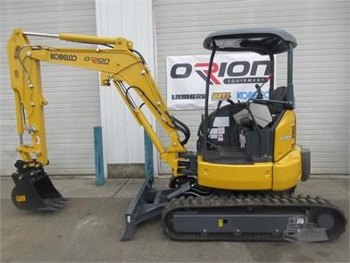 KOBELCO Excavators For Sale In Washington - 37 Listings