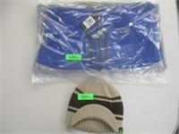 Kast Jacket (L), Beenie