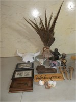 Native American & Western Decor, Feathers