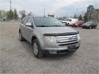 2008 FORD EDGE 257461 KMS