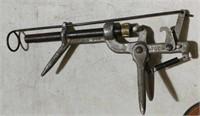 trappers setgun / alarm gun for burglers