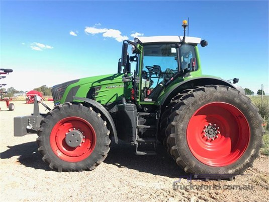 0 Fendt 936 Vario - Farm Machinery for Sale