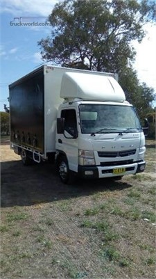 2012 Fuso Canter 815 Wide Trucks for Sale