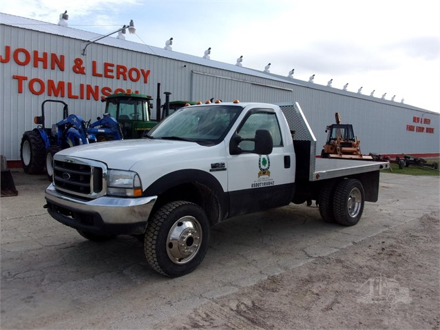 2000 Ford F450 For Sale In Marlette Michigan