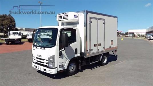 2018 Isuzu NLR 45 150 AMT Trucks for Sale