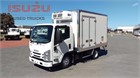 2018 Isuzu NLR 45 150 AMT Refrigerated