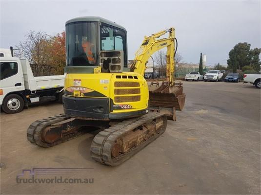 2010 Yanmar ViO55-5B - Heavy Machinery for Sale