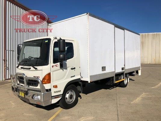2013 Hino FC1022 Truck City - Trucks for Sale