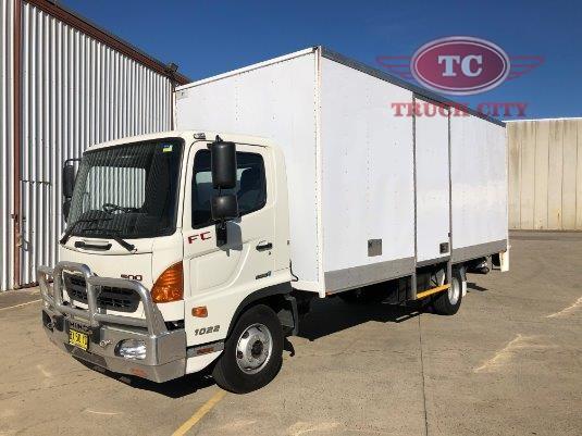 2013 Hino FC1022 Truck City - Trucks for Sale