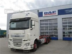 DAF XF460  used