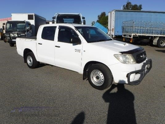 2011 Toyota Hilux Dual cab Raytone Trucks  - Light Commercial for Sale