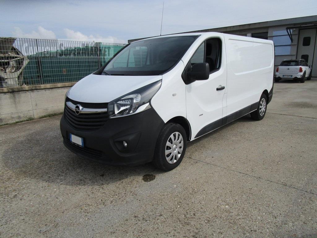Opel VIVARO Uzywany 2016 Lazio