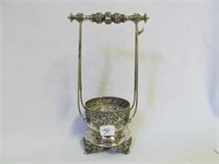 On Line only Silver plate auction ending Jan 14th at 9:00 pm