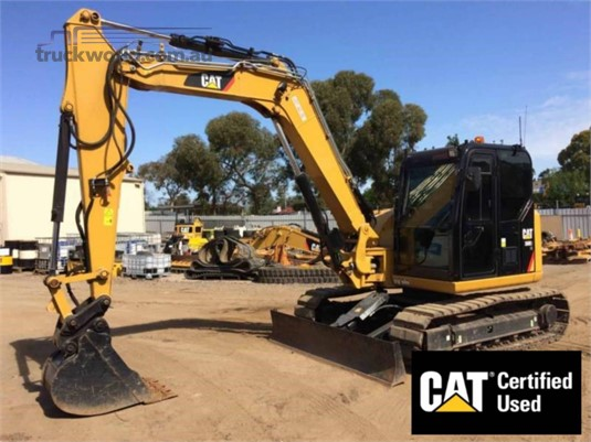 2016 Caterpillar 308E2 CR SB Heavy Machinery for Sale